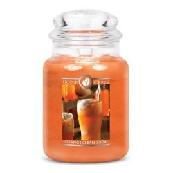 Grande Jarre Orange Cream...