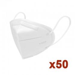 Lot de 50 Masques KN95
