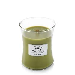 bougie parfumée The Country Candle Bougie Wonderwick Blanc - Citron vert épcié Paris