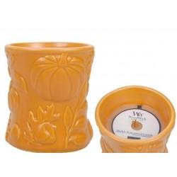 Woodwick Bougie ceramic...
