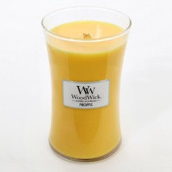 Candle Village Candle Petite Jarre - Leather Bound shop candle