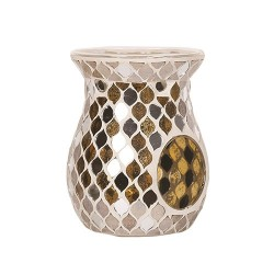 Candle Lampshades Abat-jour - Gold Foil Swirl shop candle