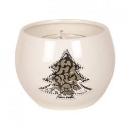 Globe Sapin de Noël