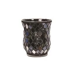 Vase Black Miror