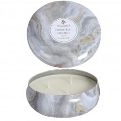 Vase - Carroussel Flocon de neige Argent / Snowflake Carousel Silver