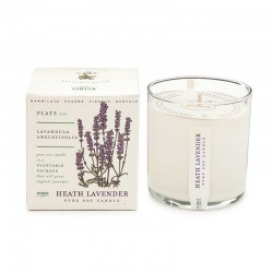 Candle Village Candle Cire - Vanilla Caramel Swirl shop candle