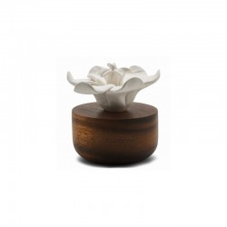 Candle The Country Candle Polkadot Flowers of yesterday - Fig & Cedar shop candle