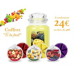 Coffret To be fruit