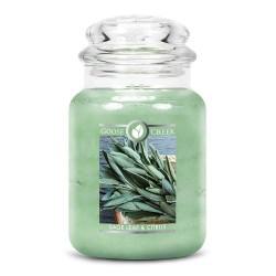 Grande Jarre Sage Leaf &...