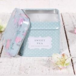 Cube vintage floral Sweet...