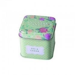 Cube vintage floral Fig &...