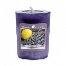 Votive Citrus Lavender par...