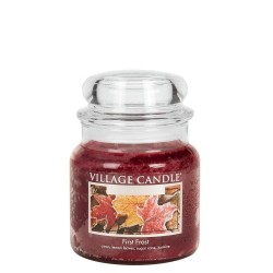 Candle Tealight  Photophore - Red Cherry shop candle