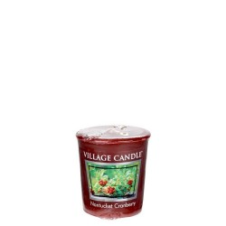 Candle Goose Creek Votive - Burlwood & Oak shop candle