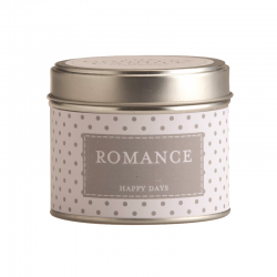 Boite Métallique Romance...