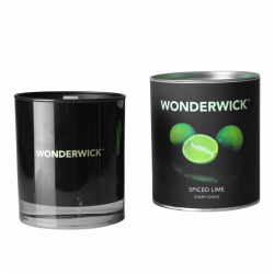 Bougie Wonderwick Noir...