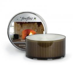 Candle Goose Creek Moyenne Jarre - Minted Eucalyptus shop candle