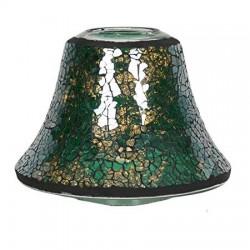 Abat-jour Mosaïque Vert et Or