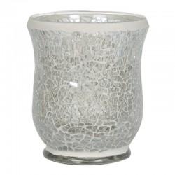 Vase Mosaïque Transparent